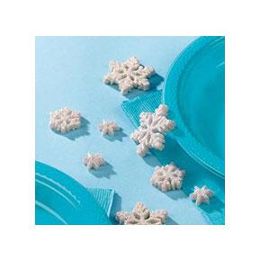 Frozen Sneeuwvlok Tafel Confetti 20st