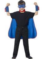 Superheld Kit Verkleed Set Kind - One Size