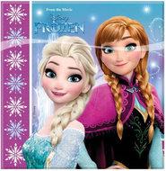 Frozen Noorderlicht Tafel Servetten 20st