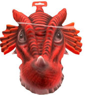 Rode Draak EVA Masker