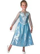 Frozen Koningin Elsa Kostuum Kind met Licht en Geluid