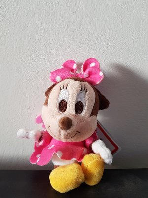 Minnie Mouse Mini Knuffel