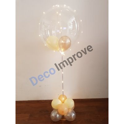 Fairytale Bubble Ballonnenpilaar