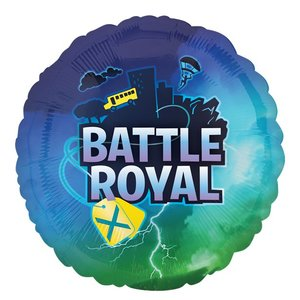 Battle Royal Folie Ballon 45cm