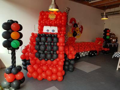 Cars Mack Vrachtauto Sweetable Decoratie