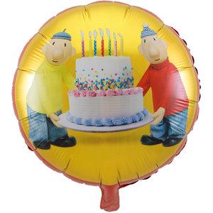 Buurman en Buurman Folie Ballon 45cm