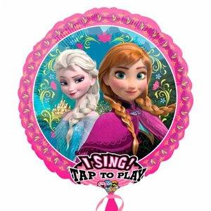 Frozen Sing-A-Tune Folie Ballon 71cm