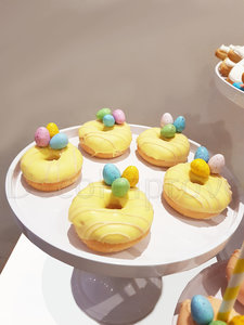Donuts Pasen