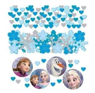 Frozen Schaatsen Confetti 34gr