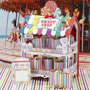 Regenboog Snoepwinkeltje Traktatie Display