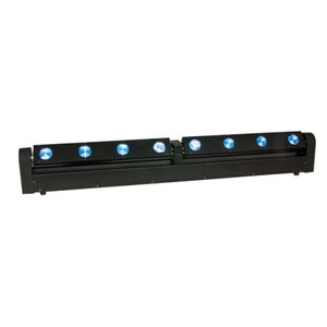 Showtec Wipe Out 3W witte LED bar beam movinghead