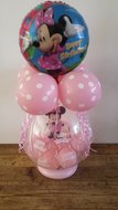 Minnie Mouse Cadeauballon Stuffer Ballon