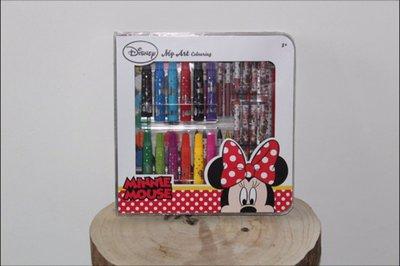 Minnie Mouse Kleurdoos 50-delig