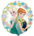 Ballonnenpost-Frozen-Fever-Anna-&-Elsa-Folie-Ballon-45cm