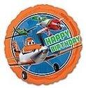 Ballonnenpost-Planes-Oranje-Folie-Ballon-45cm