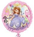 Ballonnenpost-Prinses-Sofia-Happy-Birthday-Folie-Ballon-45cm