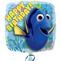 Ballonnenpost-Finding-Dory-Happy-Birthday-Vierkant-Folie-Ballon-45cm