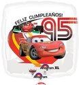 Cars-Feliz-Cumpleanos-Magicolour-Vierkante-Folie-Ballon-45cm