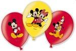 Mickey-Mouse-Klassiek-Latex-Ballonnen-6st
