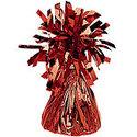 Rood-Folie-Ballongewichtje