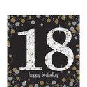 Sprankelende-18e-Verjaardag-Lunch-Servetten-16st