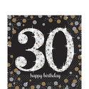 Sprankelende-30e-Verjaardag-Lunch-Servetten-16st