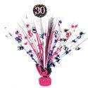 Sprankelende-Roze-30e-Verjaardag-Tafeldecoratie-46cm