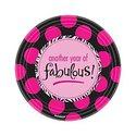 Fabulous-Roze-Polkadot-Papieren-Dessert-Borden-8st
