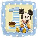 Baby-Mickey-Vierkante-Folie-Ballon-45cm