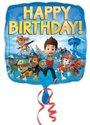 Paw-Patrol-Happy-Birthday-Vierkante-Folie-Ballon-45cm