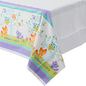 Woodland-Baby-Plastic-Tafelkleed-137x259cm