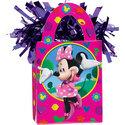 Minnie-Mouse-Ballongewicht