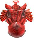 Rode-Draak-EVA-Masker