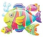 Tropische-Vissen-Supervorm-Folie-Ballon-76cm
